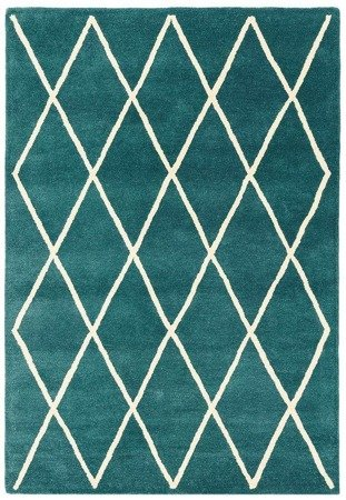 Dywan Asiatic Contemporary Design - ALBANY Diamond Teal