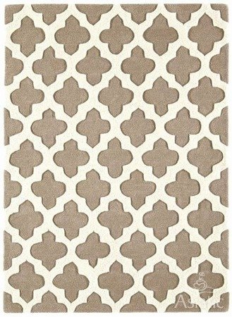 Dywan Asiatic Contemporary Design - ARTISAN Taupe