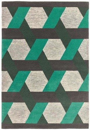 Dywan Asiatic Contemporary Design - CAMDEN Green