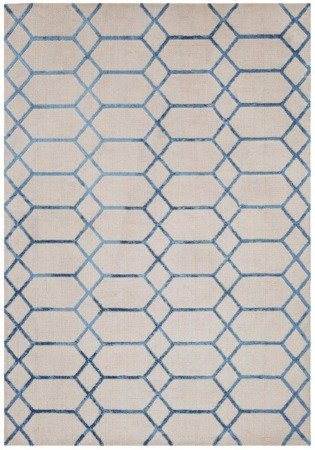 Dywan Asiatic Contemporary Design - KOKO Blue