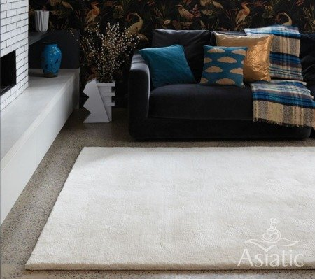 Dywan Asiatic Contemporary Plains - ARAN Ivory