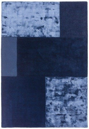 Dywan Asiatic Contemporary Plains - TATE Blue