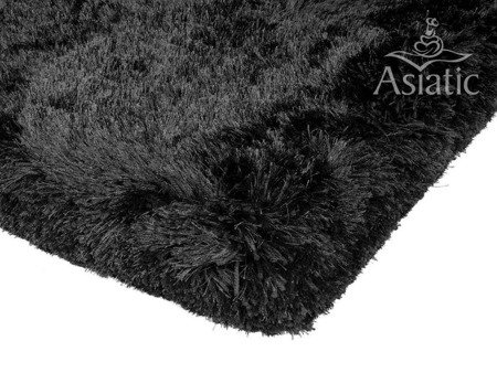 Dywan Asiatic Cosy Textures - PLUSH Black