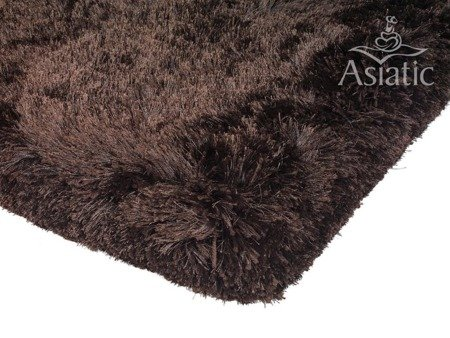Dywan Asiatic Cosy Textures - PLUSH Dark Chocolate