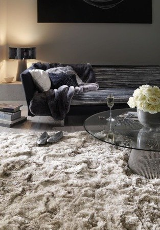 Dywan Asiatic Cosy Textures - PLUSH Sand