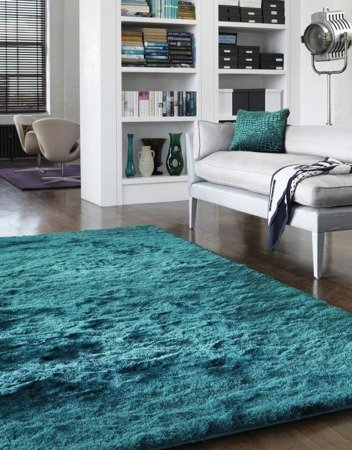 Dywan Asiatic Cosy Textures - WHISPER Dark Teal