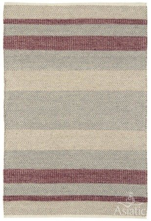 Dywan Asiatic Natural Weaves - FIELDS Red