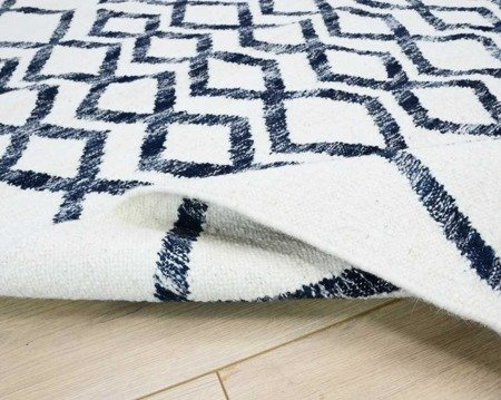 Dywan Asiatic Natural Weaves - HACKNEY Diamond Blue