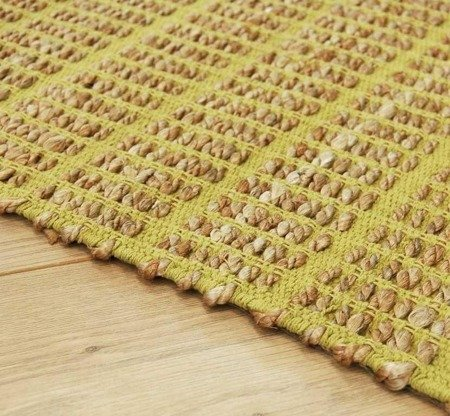 Dywan Asiatic Natural Weaves - RANGER Lime