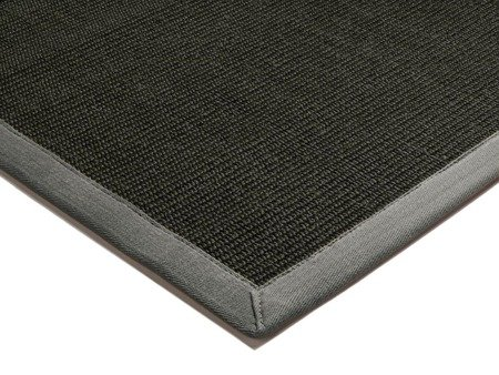 Dywan Asiatic Natural Weaves - SISAL Black/Grey