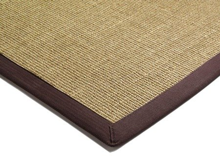 Dywan Asiatic Natural Weaves - SISAL Linen/Chocolate