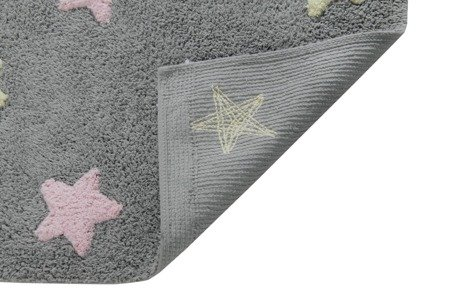 Dywan Lorena Canals  - STAR Grey Pink