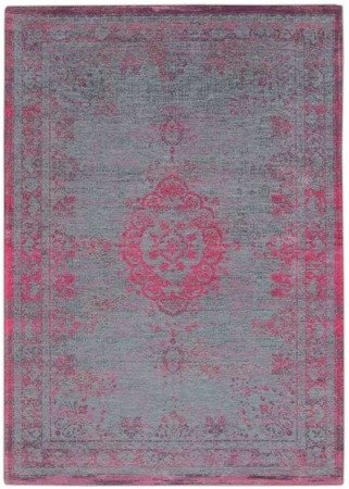 Dywan Louis De Poortere - FADING WORLD MEDALLION 8261 Pink Flash