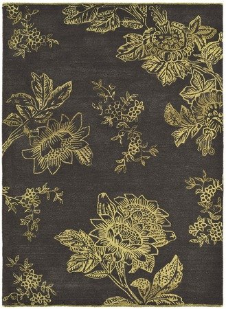 Dywan Wedgwood - TONQUIN Charcoal 37005